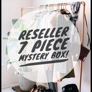 7 piece reseller mystery box